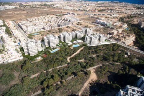 Vista aerea GREEN HILLS
