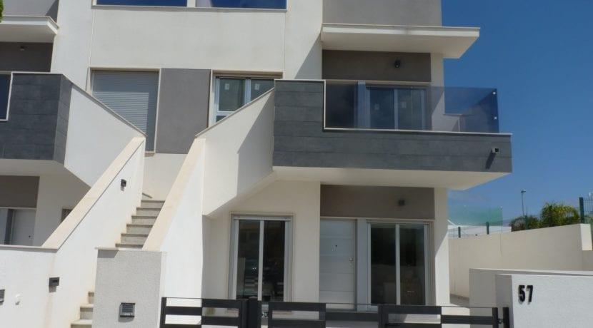 Residencial La Rambla - Fachada 1