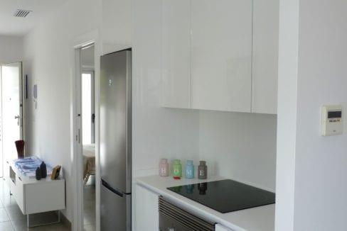 Residencial La Rambla - cocina 1