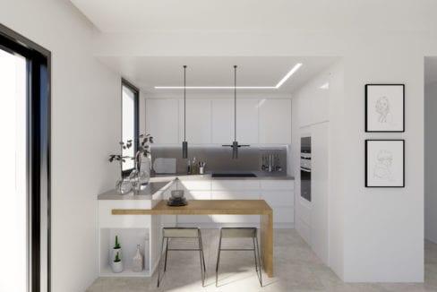 B4-Iconic-Gran Alacant-kitchen