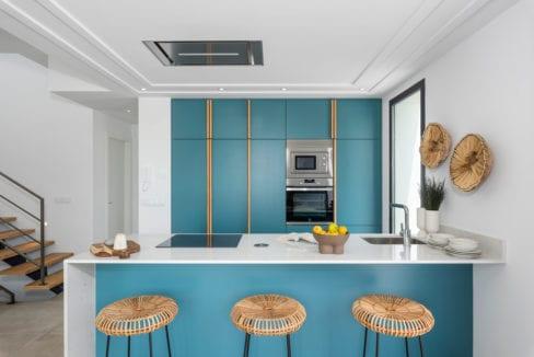 15 - Paris V - Kitchen 1