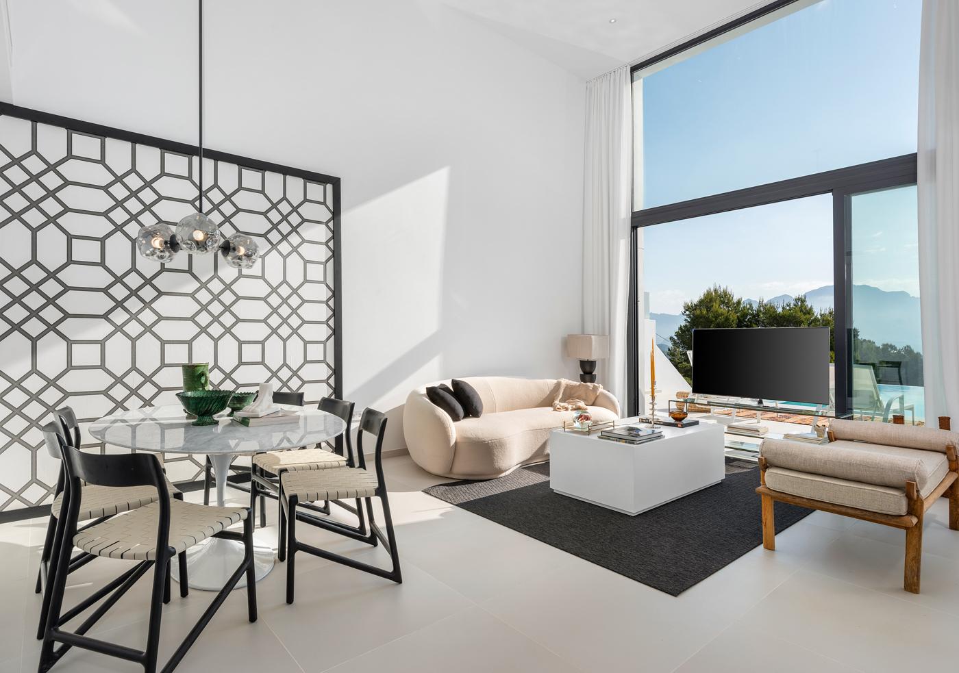 19 - Venecia III - Dining and living room